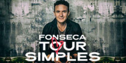 Fonseca: Movistar Arena Septiembre 2019