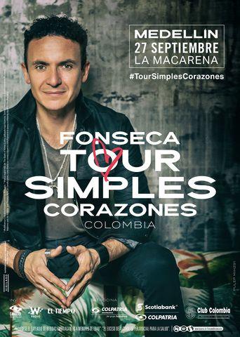 Fonseca: Tour Simples Corazones en Medellín