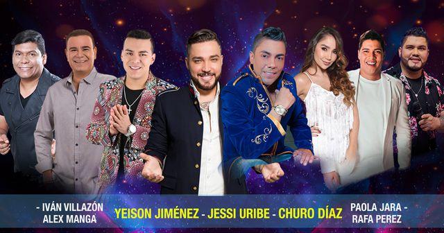 Concierto de amor y amistad 2019 en Bucaramanga