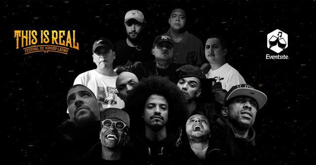 This Is Real Festival de Hip Hop Latino