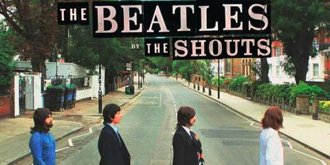 The Shouts, el mejor tributo del mundo a The Beatles