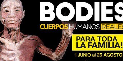 Bodies Exposición  2019 en Bogotá