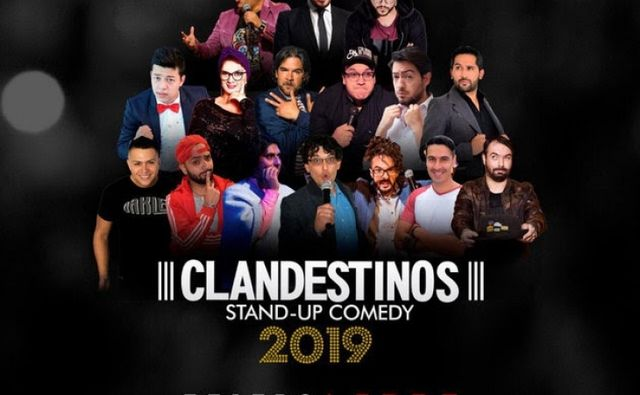 Clandestinos Stand Up Comedy