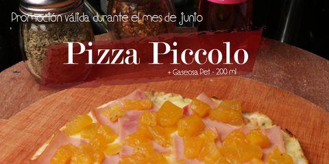 Pizza Piccola