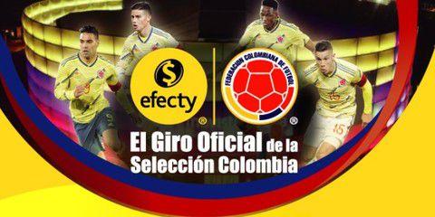 El giro Oficial de la Selección Colombia