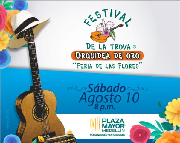 Festival de la trova medellín 2019