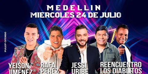 Moda Concierto Medellín