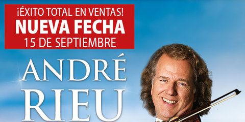 André Rieu y su Orquesta Johann Strauss
