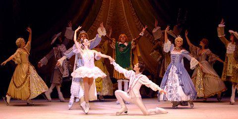 Ballet de Moscú sobre hielo en Cali