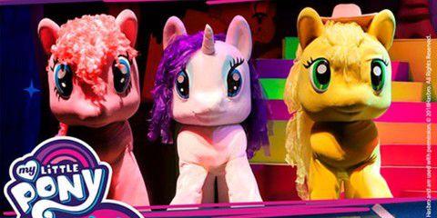 My Little Pony Equestria Girls en Bogotá