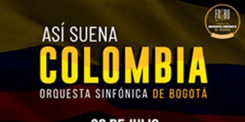 Así suena Colombia