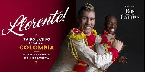 ¡Llorente! Swing Latino le baila a Colombia