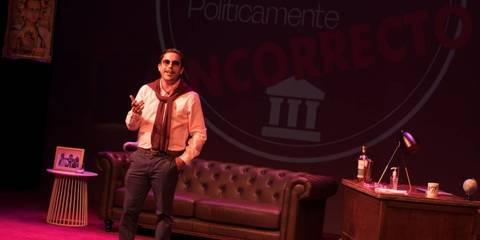 Juanpis González en Bucaramanga