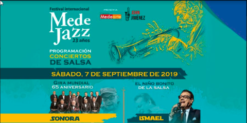 Festival internacional medejazz 7 Septiembre