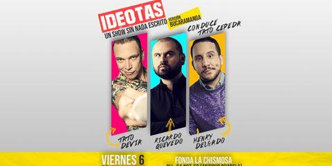 Ideotas - Un show sin nada escrito