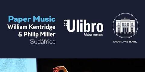 Paper Music - Teatro Santander