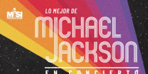 Lo mejor de Michael Jackson en concierto