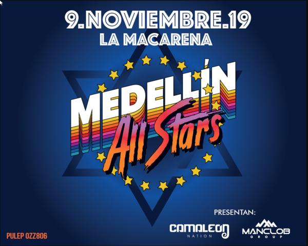 Medellín All Stars