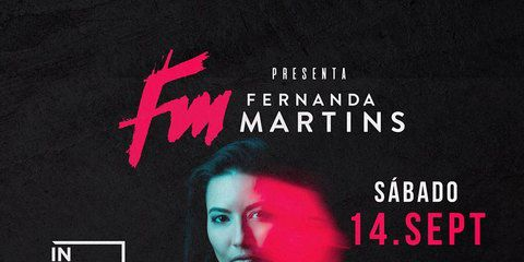 Fernanda Martins en Indoor Club