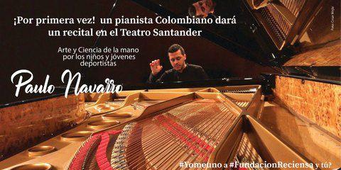Recital de piano - Fundación Reciensa