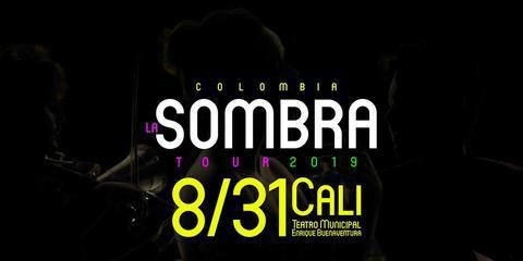 MONSIEUR PERINÉ, LA SOMBRA TOUR 2019