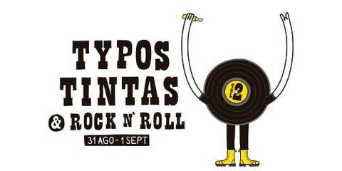 Tipos, Tintas y Rock and Roll Vol.2