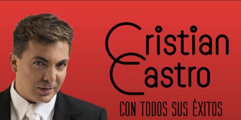 Cristian Castro Llega a Medellín Con Su Tributo a Juan Gabriel