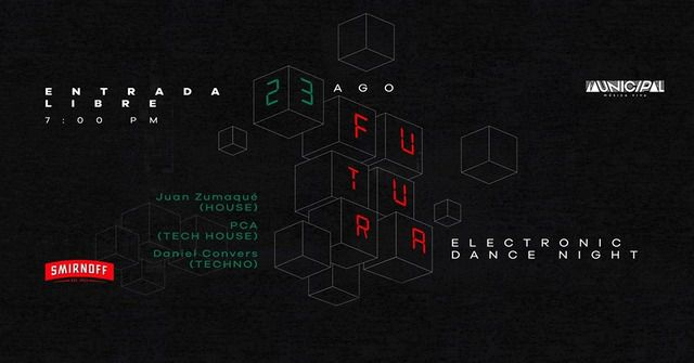 Futura - Electronic Dance Night