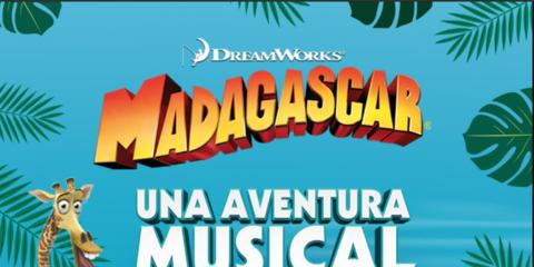 Madagascar Una Aventura Musical