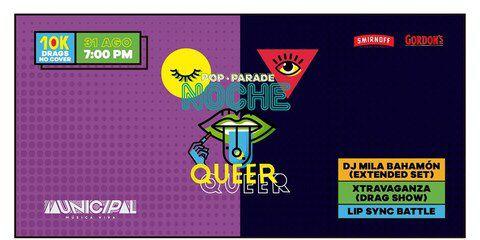 Pop Parade: Noche Queer