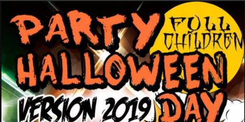 El Gran Party Halloween