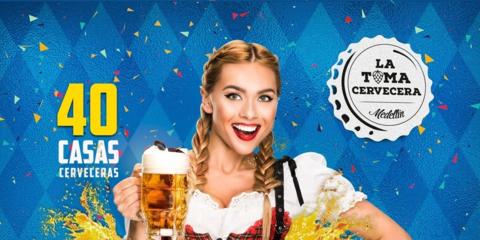 Oktoberfest ¡ VIVA EL FESTIVAL ALEMÁN DE LA CERVEZA Y LA CULTURA EN COLOMBIA!