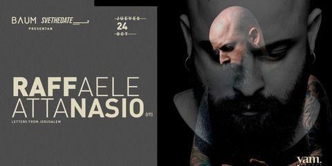Raffaele Attanasio en BAUM