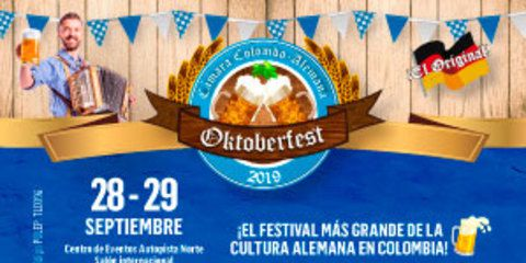 Oktoberfest bogota 2019