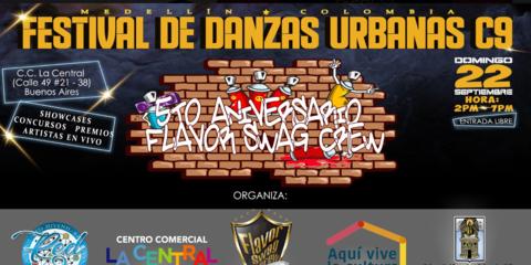 Festival de Danzas Urbanas C9