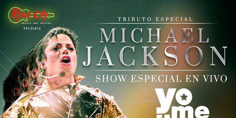 Tributo especial Michael Jackson