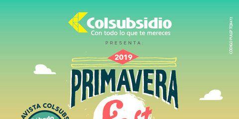 PRIMAVERA FEST