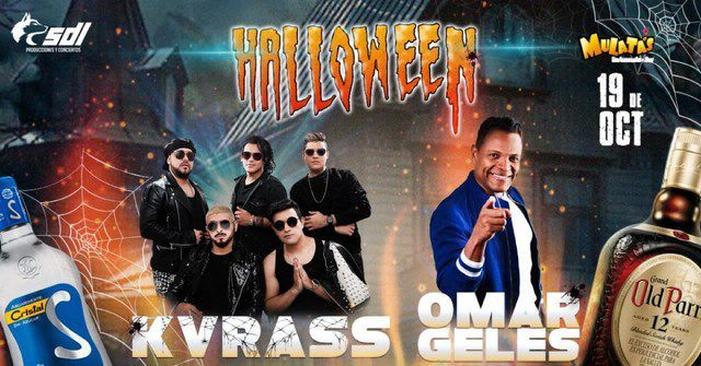 Halloween - Kvrass y Omar Geles