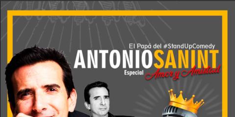 Antonio Sanint - Especial Amor y Amistad