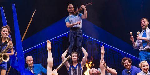 Circus OZ, Australia