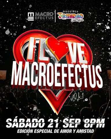 I love macroefectus