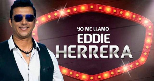 Yo me llamo Eddie Herrera en concierto