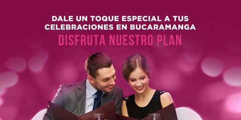 Cena Romántica en el Hotel Chicamocha
