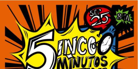 5inco Minutos de Fama