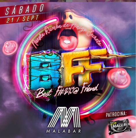BFF - Fiesta de amigo secreto