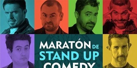 Maratón de Stand up comedy