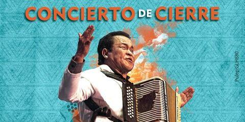 Concierto de cierre con Alfredo Gutierrérrez