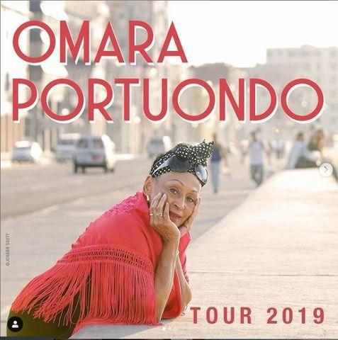 """Omara Portuondo Tour """" El Último Beso"""""""