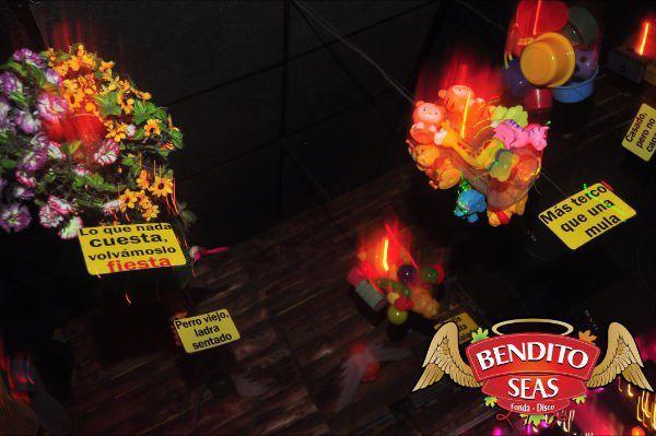 BENDITO SEAS