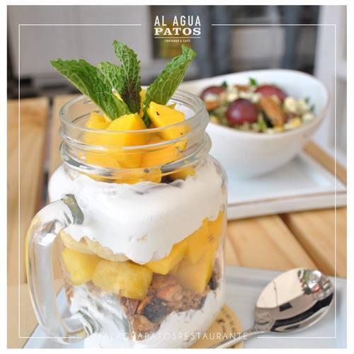 Al Agua Patos - Tostadas y Café